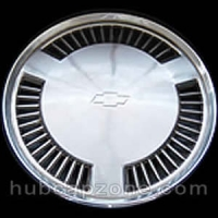 1984-1985 Chevy Celebrity hubcap 14""