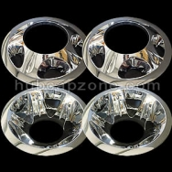 "2008-2010 GM 17"" dually wheel liners. #22769470 9597334"