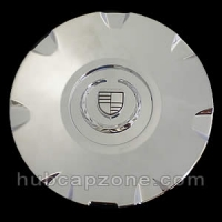 Chrome replica 2004-2008 Cadillac CTS, STS center cap
