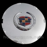 Chrome replica 2008-2009 Cadillac CTS, STS center cap