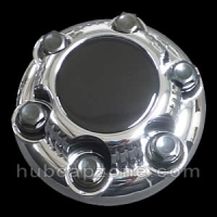 Chrome replica 1999-2012 Chevy, GMC center cap 6 lugs