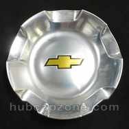2007-2014 Chevy Truck center cap, aluminum finish