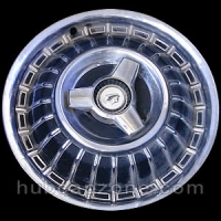 "1966-1967 Mercury hubcap 15"" with spinner"
