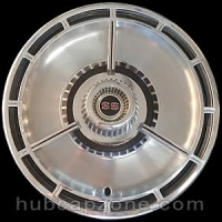 1964 Chevy SS hubcap 14""
