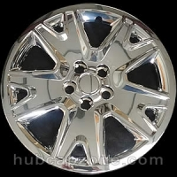 Chrome replica 2013-2016 Ford Escape hubcap 17""