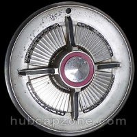 1965 Ford hubcap 15""