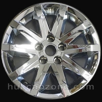"Chrome 2014-2016 17"" Cadillac CTS wheel skins"