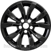 "Black 17"" 2015-2019 Chrysler 300 wheel skins"