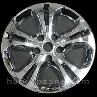 "Chrome 18"" Dodge Durango wheel skins, 2011-2013"