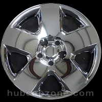 Chrome Replica 2008-2011 Dodge Charger, Magnum hubcap 17""