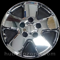 "Chrome 16"" Ford Escape wheel skins, 2008-2012"