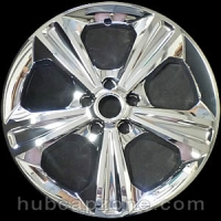 "Chrome 17"" Ford Escape wheel skins, 2013-2019"
