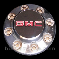 Chrome 1988-1992 GMC center cap 8 lug wheel