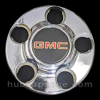 Chrome 1993-1998 GMC center cap 5 lug wheel