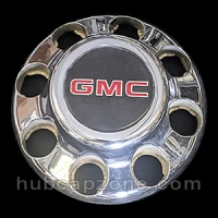 Chrome 1993-1998 GMC center cap 8 lug wheel