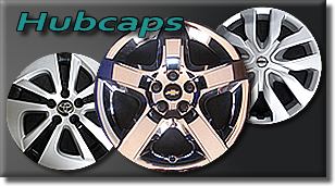 Hubcaps - Wheel Covers