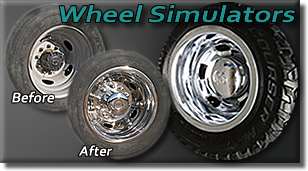 Wheel Simulators - Wheel Liners