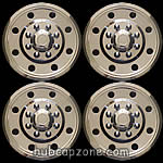16 GMC hubcaps, wheel covers
