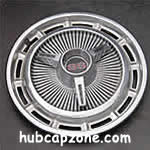 Chevy Impala hubcap