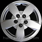 Chevy Sonic hubcap
