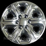 Chevy Traverse hubcap