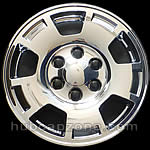 Chevy wheel skin