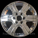 Chevy Traverse wheel skin