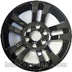 Chevy Silverado wheel skin