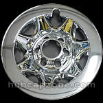 Chevy truck wheel skin