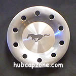 Ford Mustang center cap