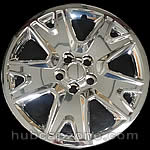 Ford Escape chrome hubcaps