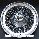 Ford Thunderbird hubcaps