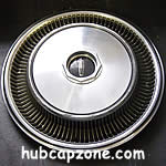 Lincoln hubcap