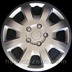 "Custom 16"" hubcaps"
