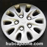 Plymouth Breeze hubcap