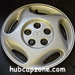 Pontiac Transport hubcap
