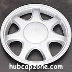 Toyota MR2 hubcap
