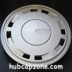 VW Fox hubcaps