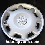 VW Golf hubcap