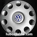 VW Rabbit hubcap